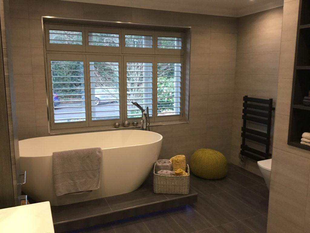 Home Bathroom renovation - after