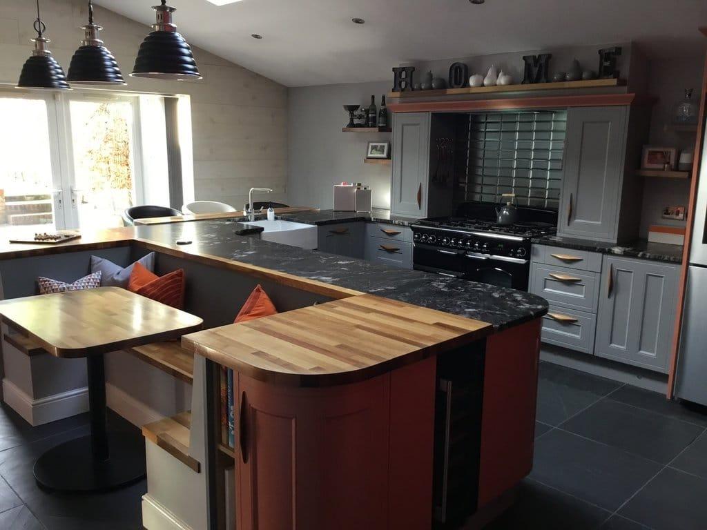 AFTER - kitchen renovation
