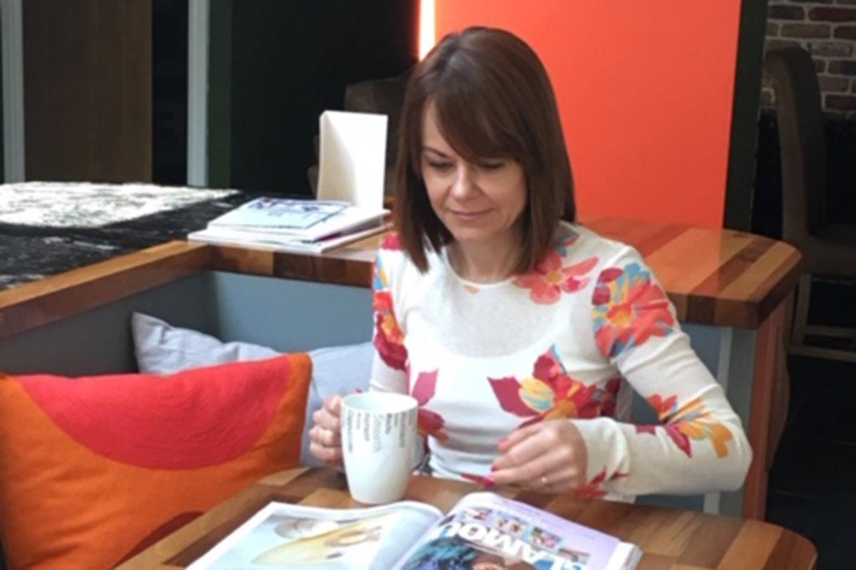 Smart Living founder, Julie
